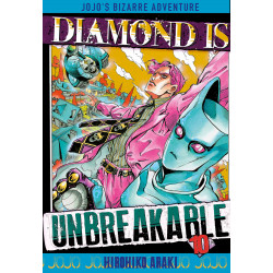 JOJO'S - DIAMOND IS UNBREAKABLE T10