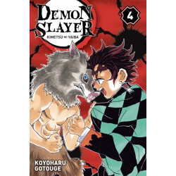 DEMON SLAYER T04