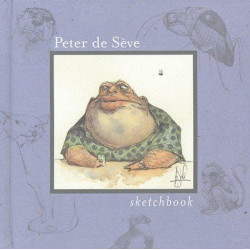 SKETCHBOOK PETER DE SEVE