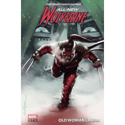 ALL-NEW WOLVERINE (MARVEL...