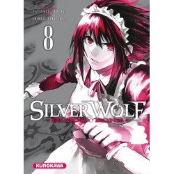 SILVER WOLF - BLOOD BONE - TOME 8