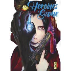 HEROINES GAME, TOME 2