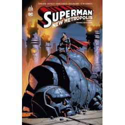 SUPERMAN - NEW METROPOLIS  - TOME 3