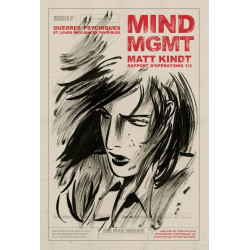 MIND MGMT - 1 - 13 GUERRES...
