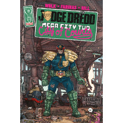 JUDGE DREDD : MEGA CITY TWO