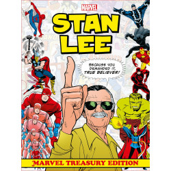 STAN LEE TREASURY