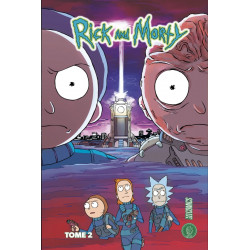 RICK & MORTY, T2 : RICK & MORTY T2 - PACK RICK & MORTY