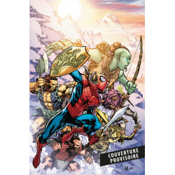 WAR OF THE REALMS - 6 - LA...