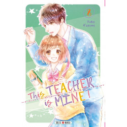 THIS TEACHER IS MINE ! -...