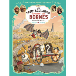 SPECTACULAIRES TOME 4 (LES)