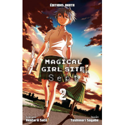 MAGICAL GIRL SITE - SEPT - TOME 2