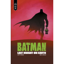 BATMAN LAST KNIGHT ON EARTH  - TOME 0