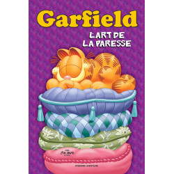 GARFIELD BD THÉMATIQUE-L'ART DE LA PARESSE