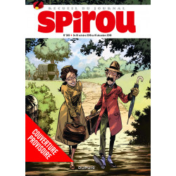 (RECUEIL) SPIROU (ALBUM DU JOURNAL) - 360 - SPIROU ALBUM DU JOURNAL